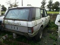 Range rover classic o/s rear door