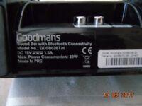 """Goodmans Soundbar 37"""""""