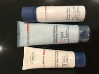 *NEW*Clarins Men Exfoliating Cleanser, Smooth shave and Aftershave soother