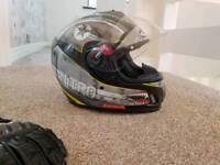 Nitro helmet medium