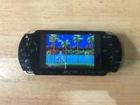 PSP 1000 Black with 11 games, charger and Original Box!