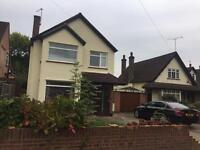 Four bedroom Detached house on rent