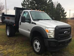 2016 Ford F-550 Regular Cab DRW 4WD