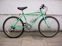 Mountain/ Commuter Bike by Raleigh, New Brakes, Turquoise, New Brakes, JUST SERVICED / CHEAP PRICE!!