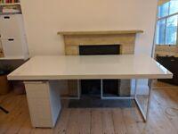 HABITAT OFFICE/DINING TABLE 180cm X 80cm