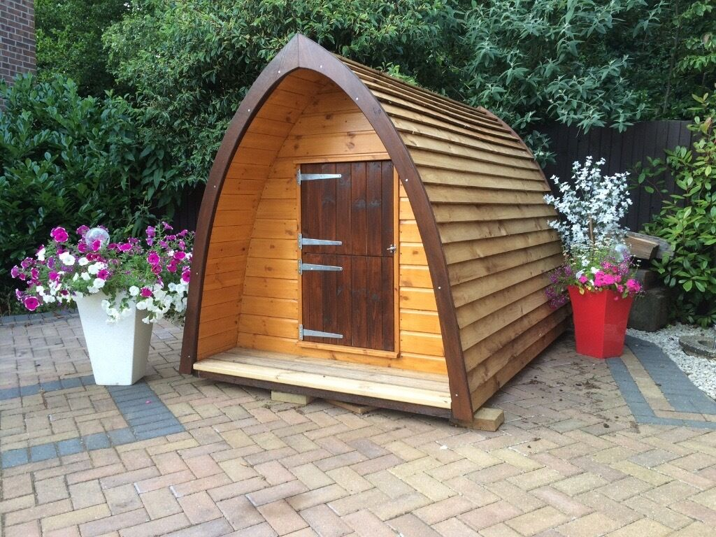 Kids children 39 s play pod play house shed in lowestoft for Children s garden sheds
