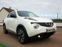 2014 Nissan Juke N-TEC *LOW MILES*IMMACULATE*GREAT SPEC*