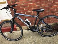 Muddy Fox hybrid bike