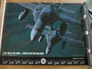RCAF F-18 Poster