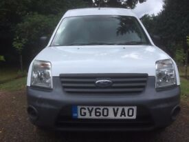 FORD Transit Connect 2010 -66000miles-High Roof -LWB-One Owner
