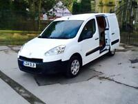 2014 Peugeot Partner 625 1.6 hdi 3 Seater Panel Van *NO VAT*