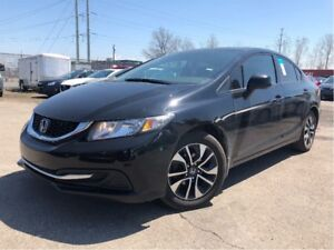 2013 Honda Civic EX (A5) MAGS SUN ROOF HEATED FRONT SEATS