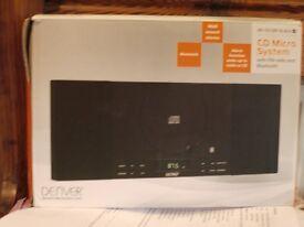 DENVER CD Micro stereo system