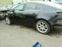 "2009 VAUXHALL INSIGNIA EXCLUSIVE 18 "" ALLOYS WITH GOOD TYRES SET OF 4"