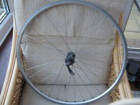 Bike front wheel 26inch