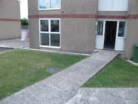 1 bed flat to let in Hayle Cornwall - long term let with parking