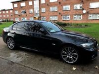 2010 BUSINESS EDITION BMW 320d M SPORTS + BUSINESS EDITION SATNAV