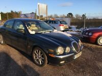 1999 T Jaguar S Type 3.0 SE Long Mot