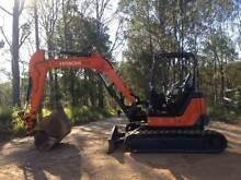 Excavator Hitachi ZX50 Gympie Gympie Area Preview