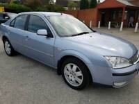2005 Ford Mondeo 1.8 zetec .petrol.blue. manual.