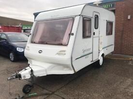 2000 Abi Sprinter 400D 4 Berth Touring Caravan