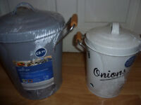 Vegetanble storage canister (brand new)