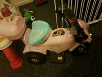 Children's Electric Bike and charger