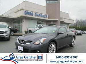 2012 Nissan Altima 2DR Coupe V6 - SR - Rare - loaded