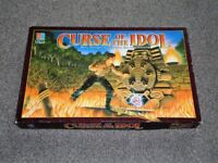 Curse Of the Idol Boardgame