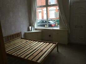 Double Room to Rent in friendly house share - no fees