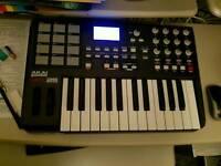 Akai mpk25 keyboard controller