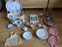 Toy dishes assortment Free
