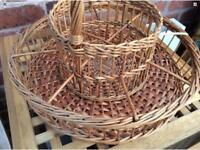 Bread basket shop display