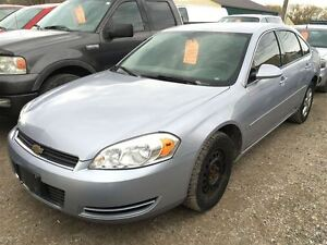 2006 Chevrolet Impala LS CALL 519 485 6050 CERT AND E TESTED