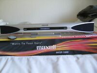 MAXWELL SPEAKER FOR I POD ( MXSP-1000 ) WITH REMOTE