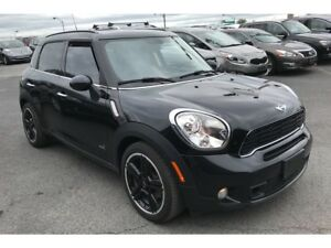 2014 MINI Cooper Countryman ALL4 S CUIR TOIT PANO NAV