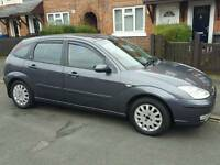 Ford focus 2.0 ghia Full leather, climate control, metallic paint, alloys, mot till end may
