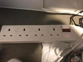 Power extender/ Extension cord