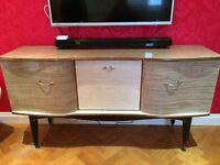 Retro vintage 50's/60's sideboard & matching dining table