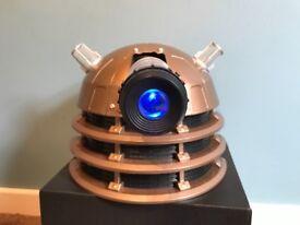 Dr Who Dalek light up voice changing helmet