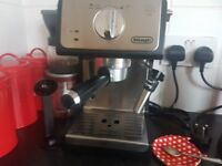 Delonghi Naked portafilter with double basket