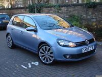 EXCELLENT EXAMPLE!! 2009 REG VOLKSWAGEN GOLF 2.0 GT TDI 140 5dr, FSH, 1 YEAR MOT, WARRANTY