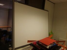 Interactive Boards with Overhead Projectors