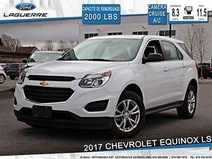 2017 Chevrolet Equinox LS*AWD*CAMERA*CRUISE*A/C *SIÈGES ÉLECTRIQ