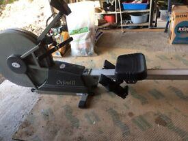 Horizon Rowing Machine