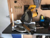 DEWALT mitre saw DW712-GB