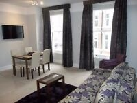 Short Term Apartment / central London / A very large 1 bedroom modern apartment, sleeps up to 4
