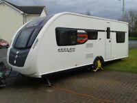2014 STERLING ECCLES SPORT 586 - 6 BERTH - PRICE REDUCED!
