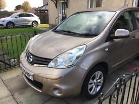 Nissan Note 1.6 Petrol Auto