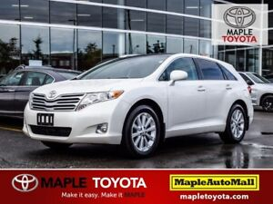 2010 Toyota Venza AWD LEATHER ROOF 1 OWNER EXCELLENT CONDITION A